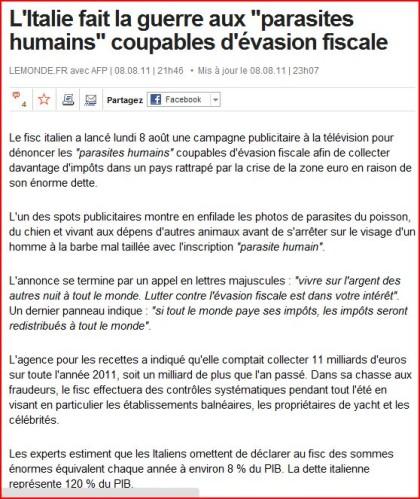 Italie-Parasites-huamains